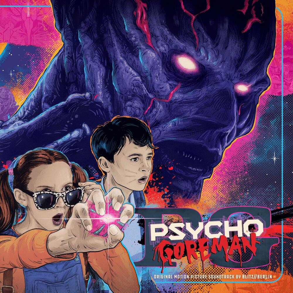 Blitz//Berlin (Blue) (Ogv) (Pnk) - Pg: Psycho Goreman / O.S.T. (Splatter Vinyl) [180 Gram]