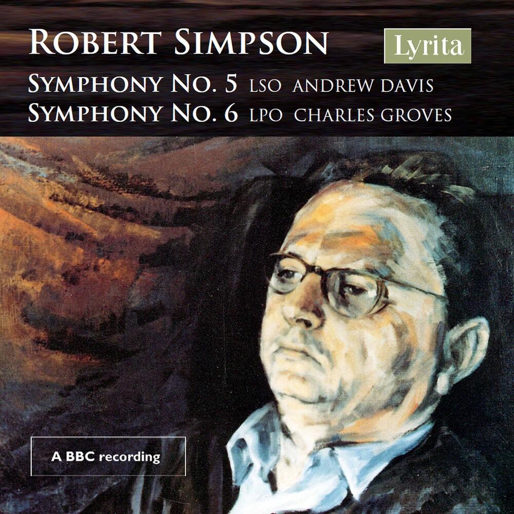 Simpson / London Symphony Orch / Groves - Symphonies 5 & 6