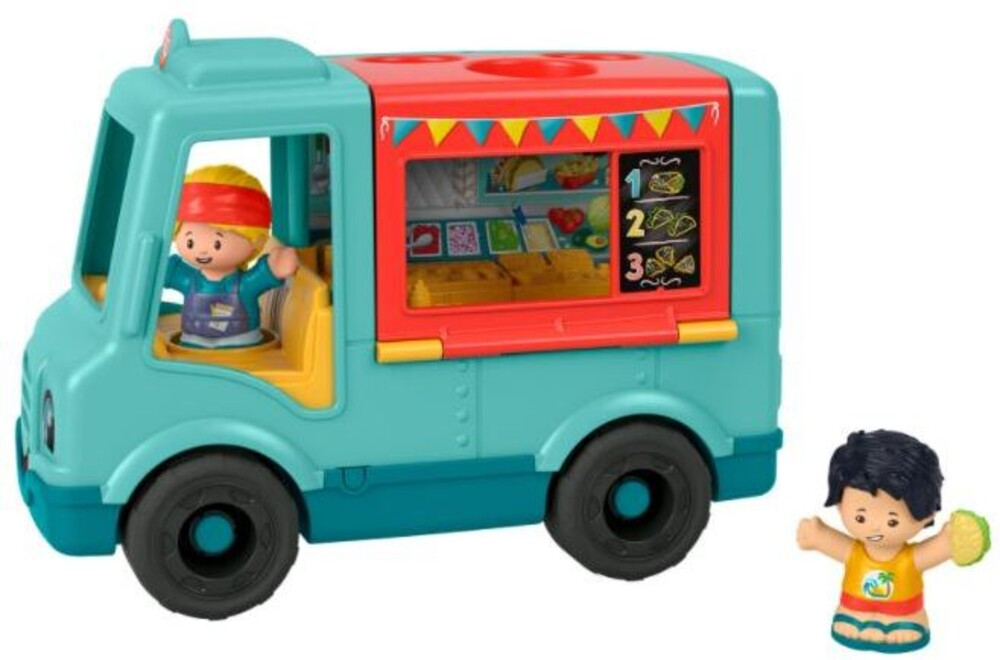 Little People - Fisher Price - Little People Large Vehicle Assortment