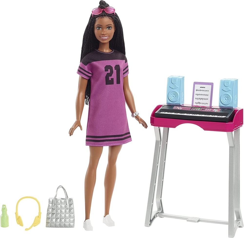 Barbie - Mattel - Barbie Dream House Adventures Brooklyn Recording Studio