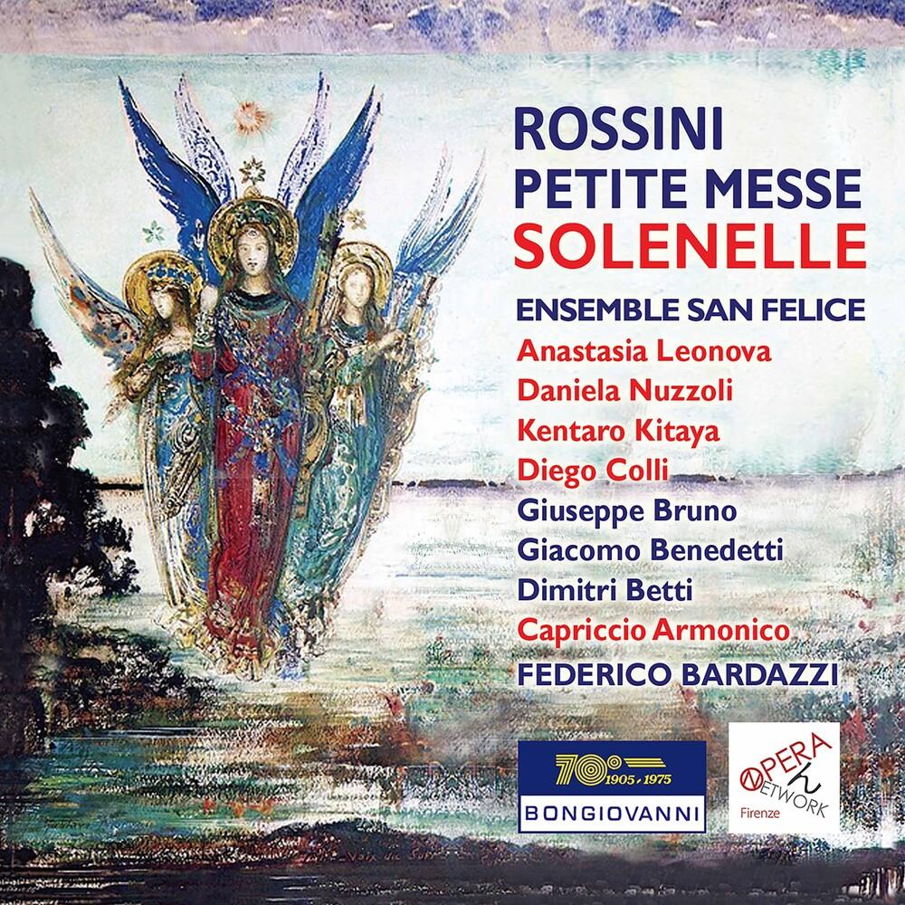 Rossini / Ensemble San Felice / Bardazzi - Petite Messe Solennelle