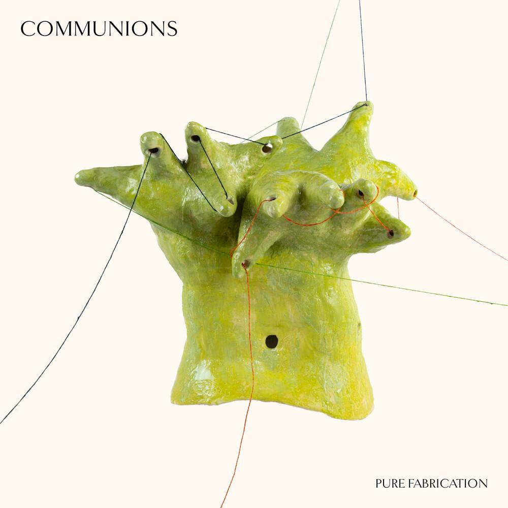 Communions - Pure Fabrication (Uk)