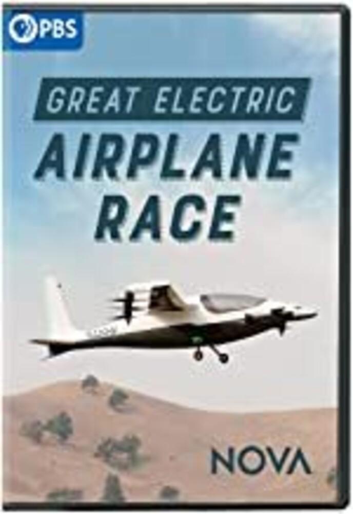 - Nova: Great Electric Airplane Race