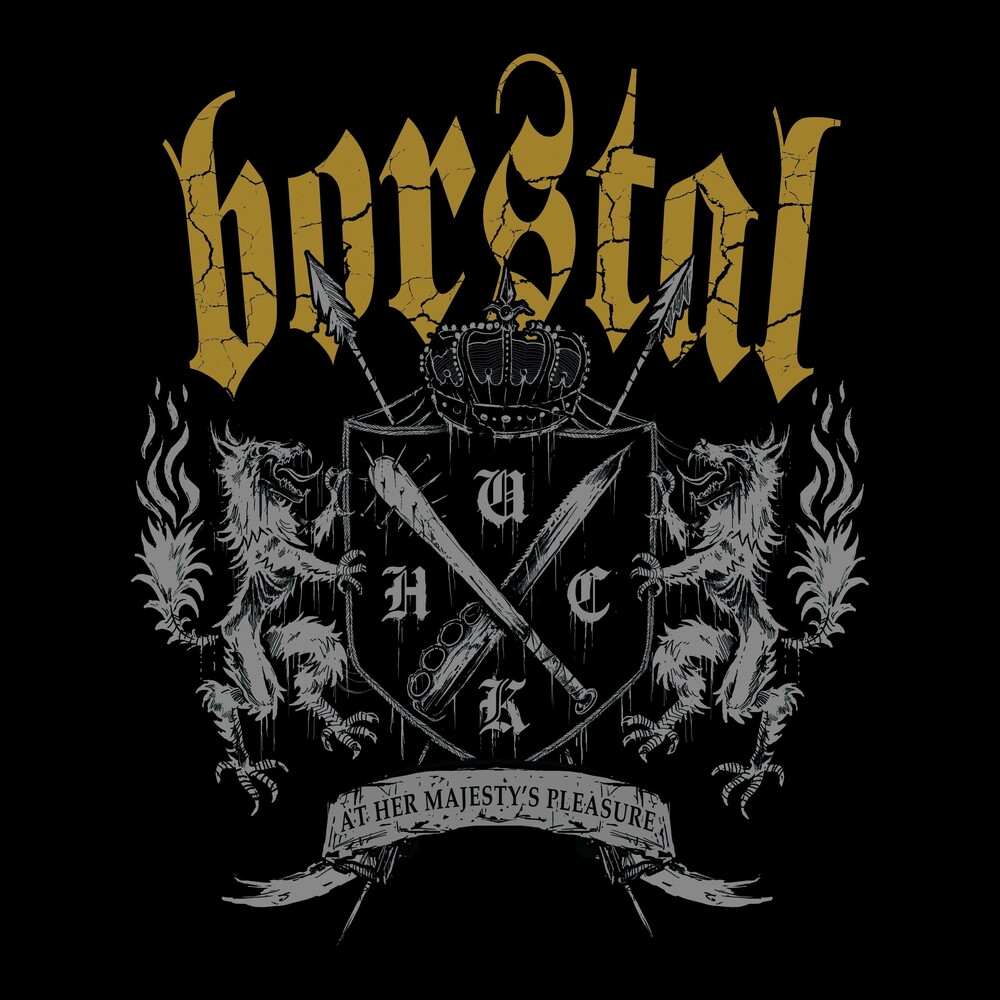 Borstal - At Her Majesty's Pleasure [Colored Vinyl] (Uk)