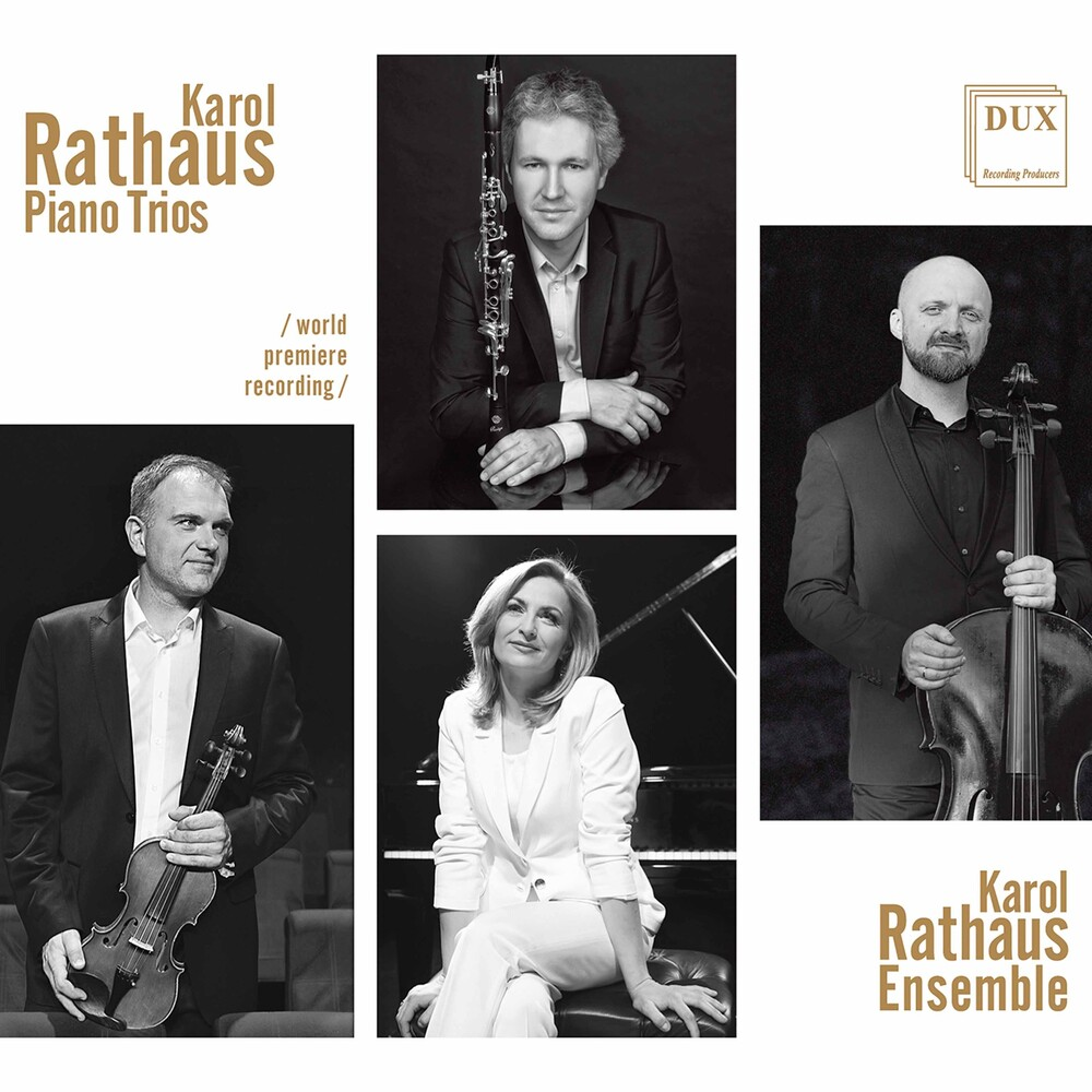 Rathaus - Piano Trios