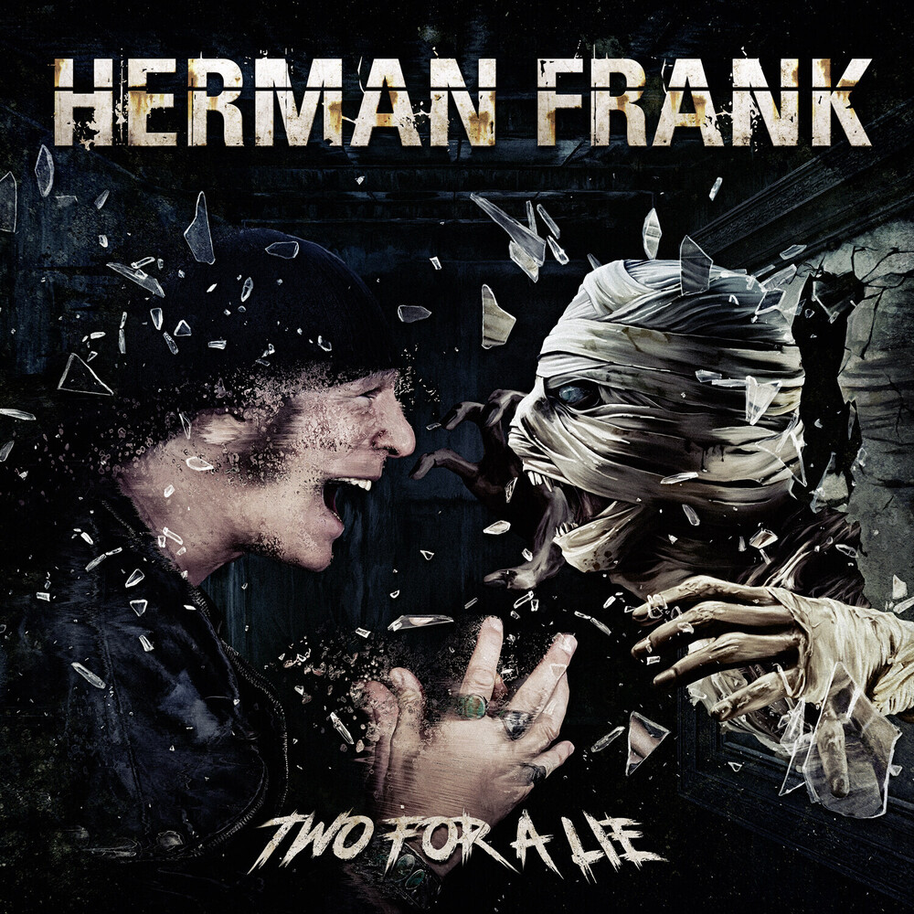 Herman Frank - Two For A Lie [Digipak]