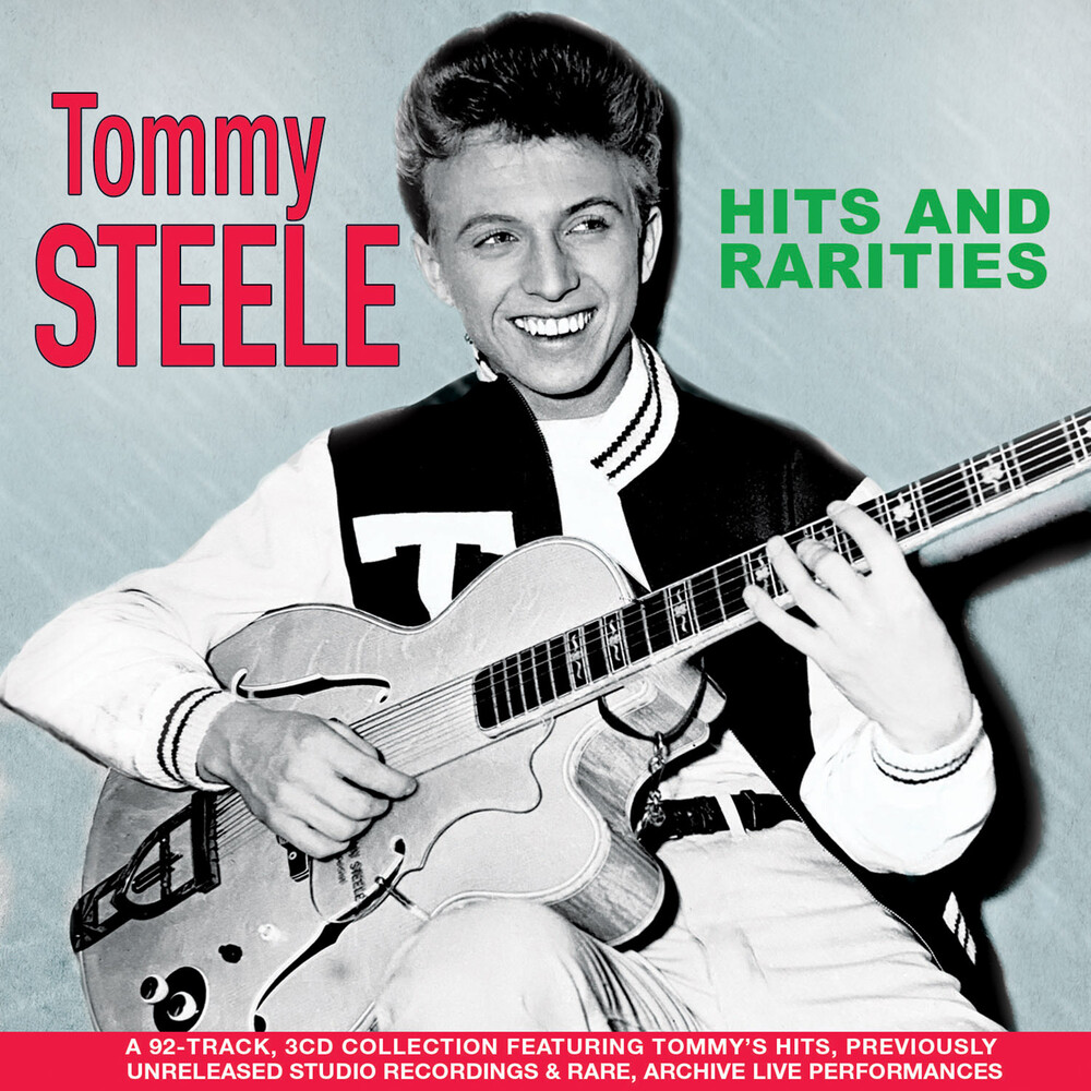 Tommy steel - Hits And Rarities