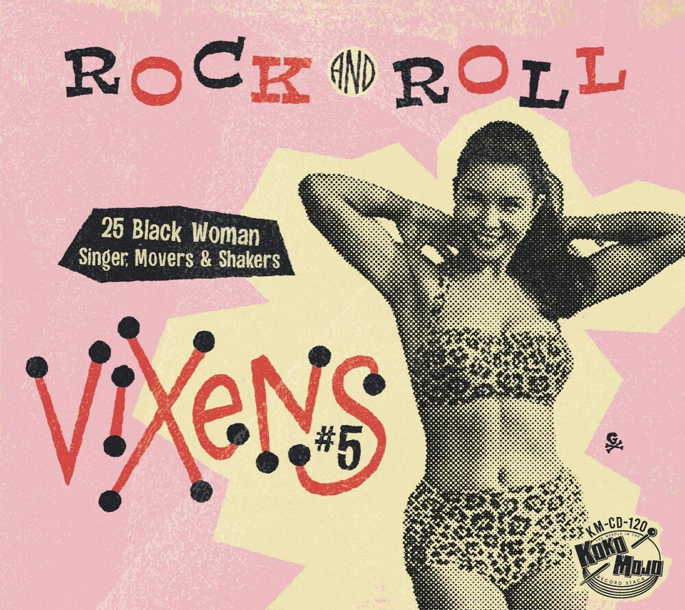 Rock And Roll Vixens 5 / Various - Rock And Roll Vixens 5 / Various