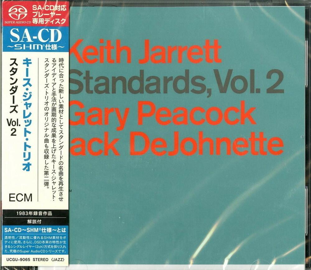 Keith Jarrett - Standards Vol 2 (Dsd) (Shm) (Jpn)
