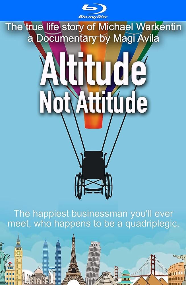 - Altitude Not Attitude