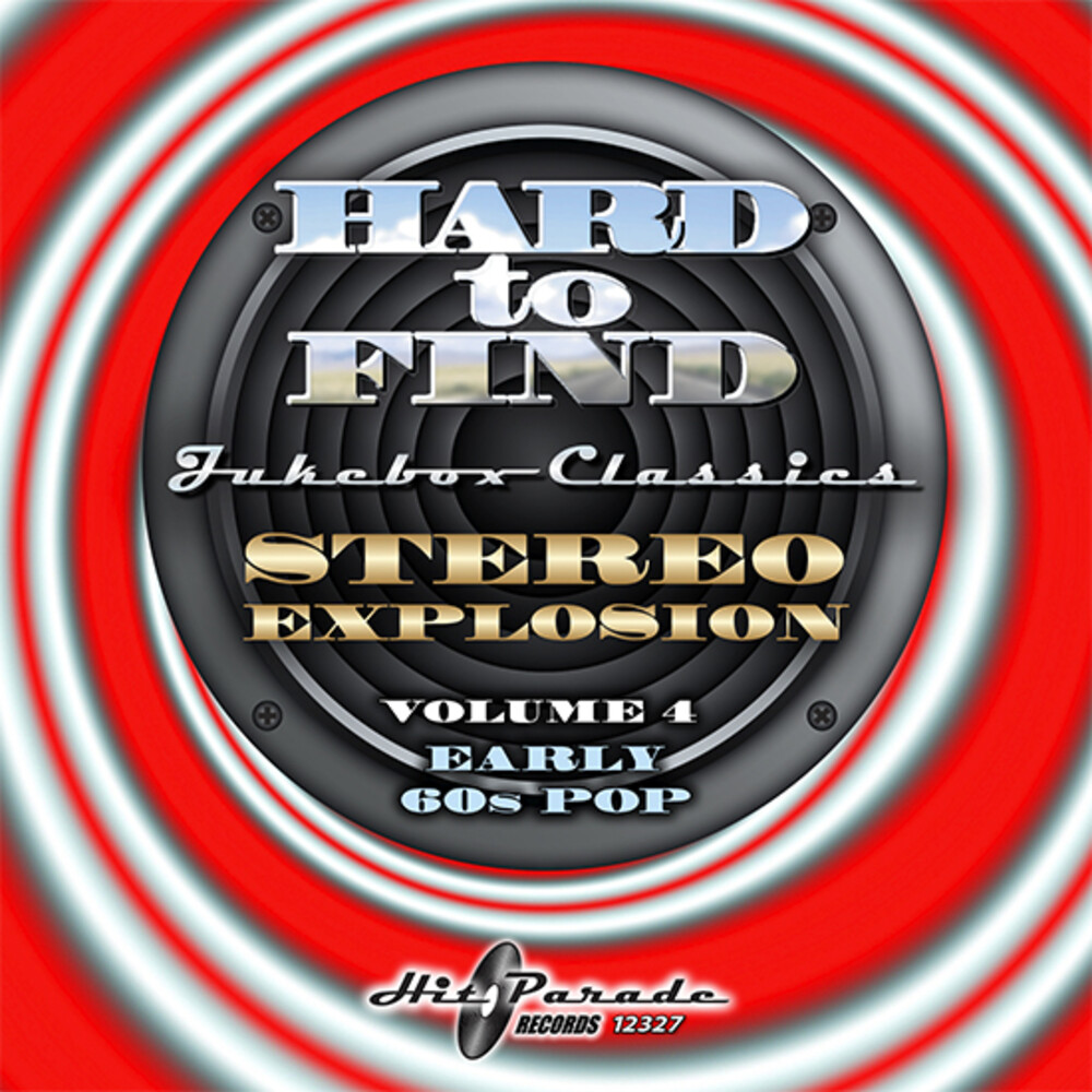 Hard To Find Jukebox: Stereo Explosion 4 / Various - Hard To Find Jukebox: Stereo Explosion 4 / Various