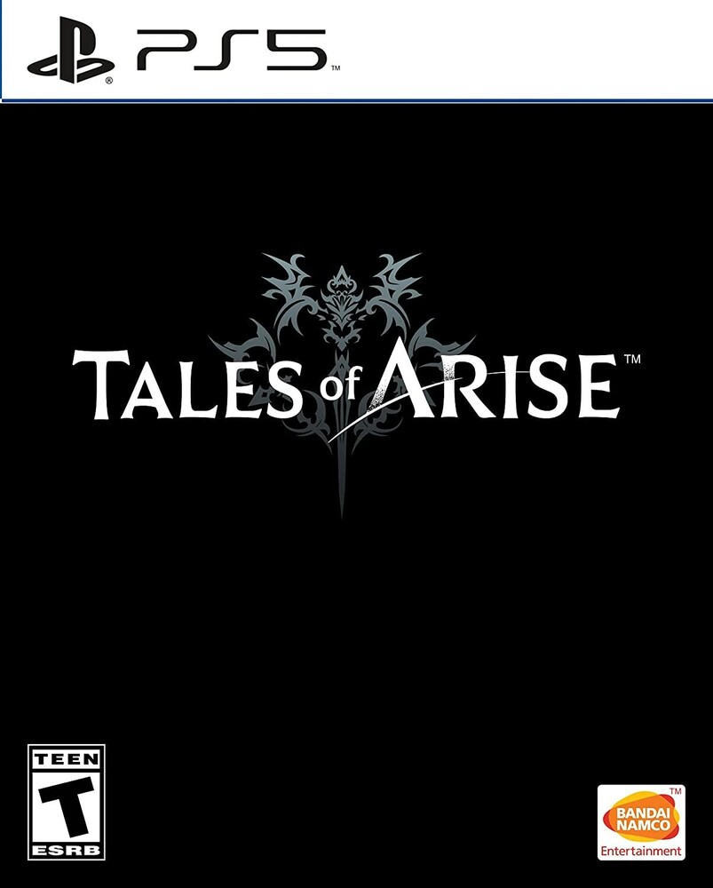- Tales of Arise for PlayStation 5