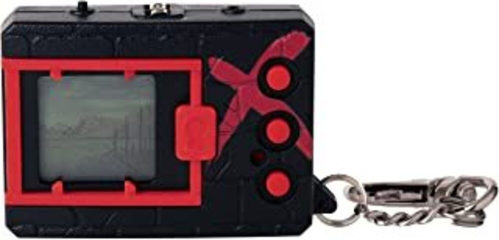 - Digimon X Black & Red (Ig)