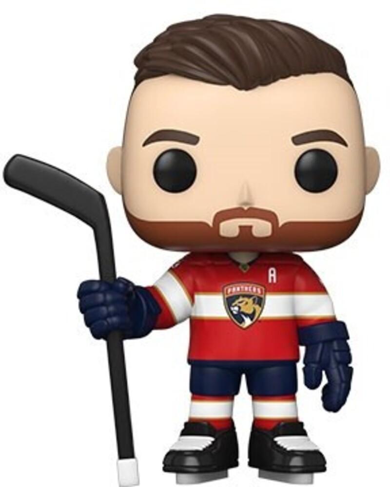 Funko Pop! NHL: - Panthers- Jonathan Huberdeau (Home Uniform) (Vfig)