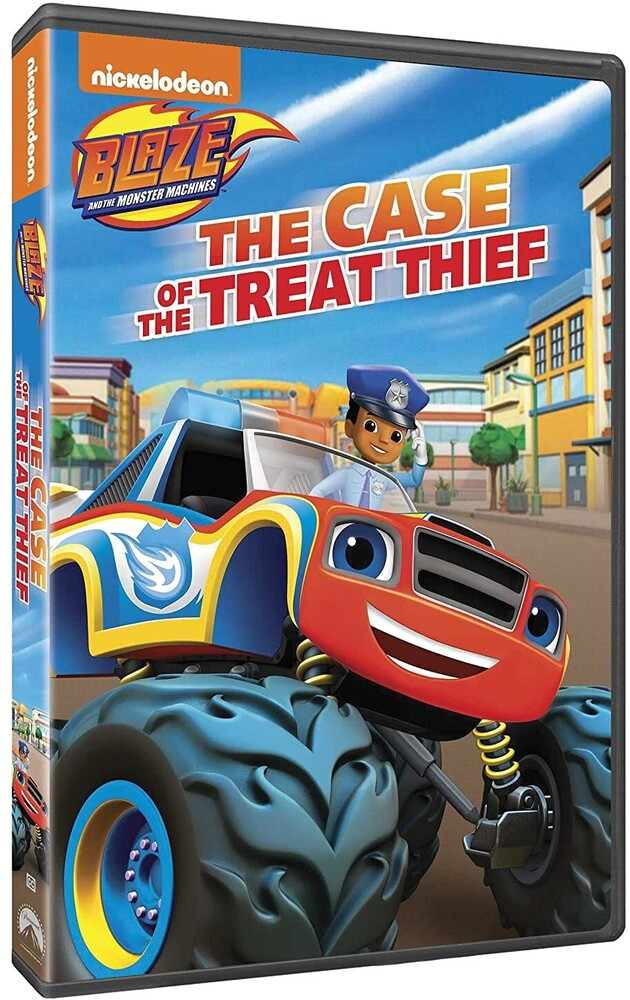 - Blaze And The Monster Machines: The Case Of The Treat Thief