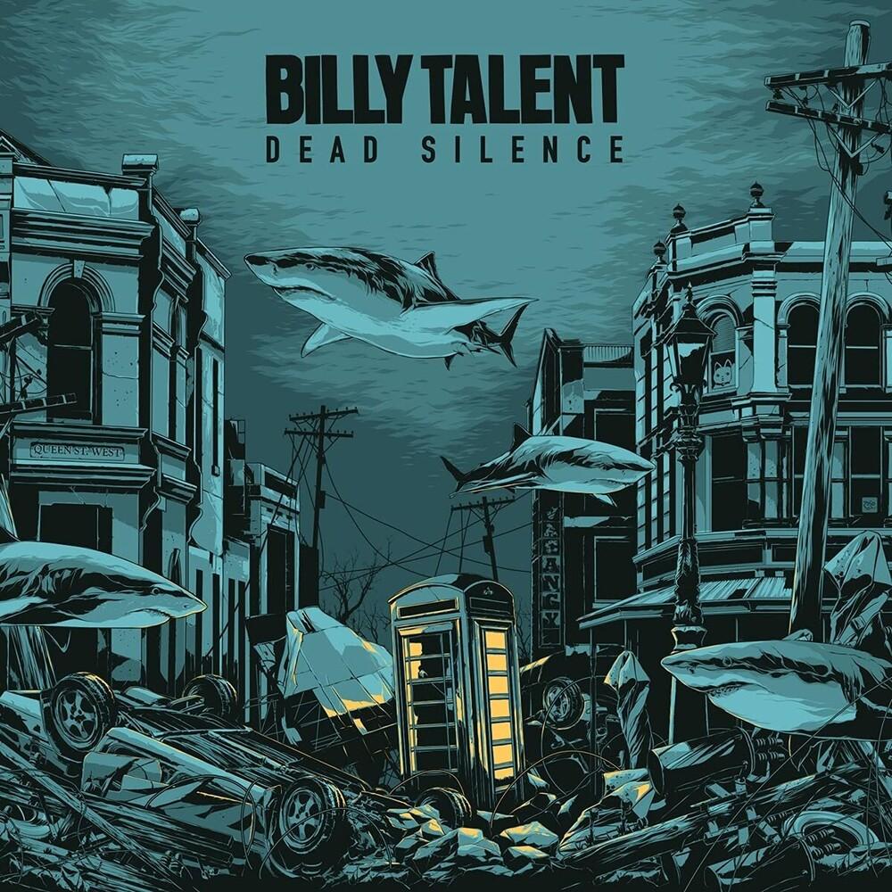 - Dead Silence [180-Gram Black Vinyl]
