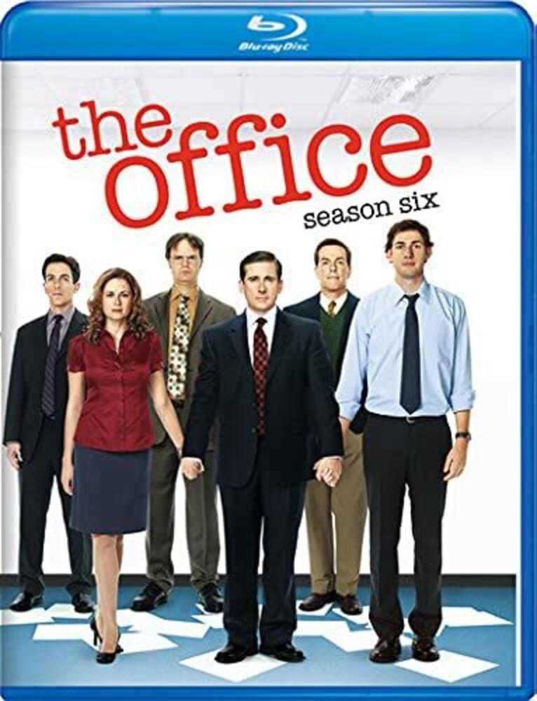 - Office: Season 6 (4pc) / (Box Mod Ac3 Dol Ws)