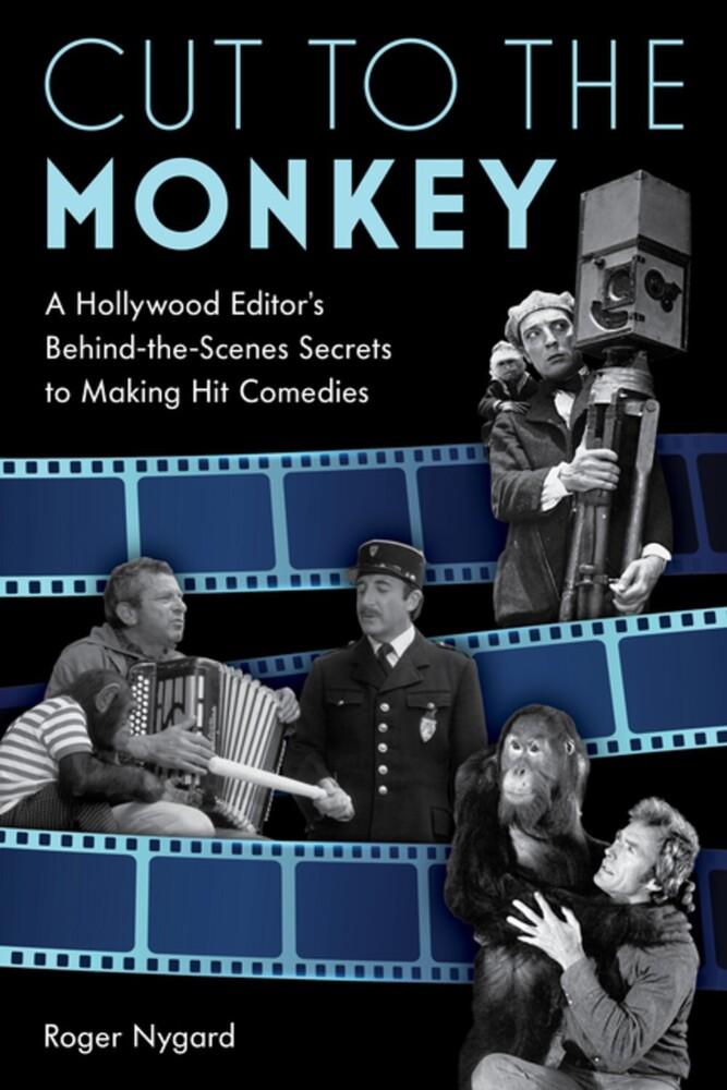 Roger Nygard - Cut To The Monkey (Ppbk)
