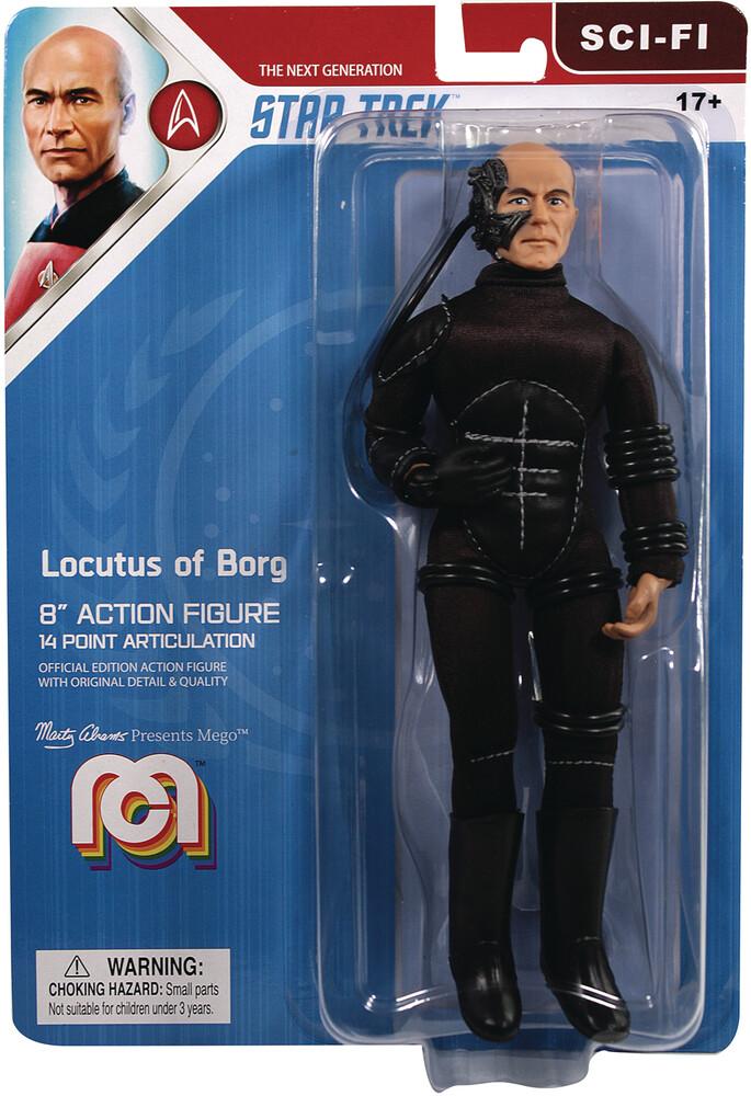 - Mego Sci-Fi Star Trek Tng Locutus 8in Af (Afig)
