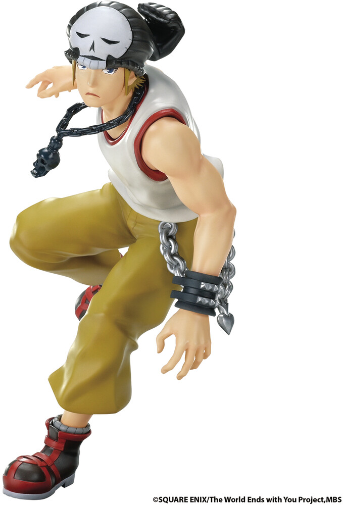 - Twewy World Ends W/You The Anime Beat Figure (Fig)