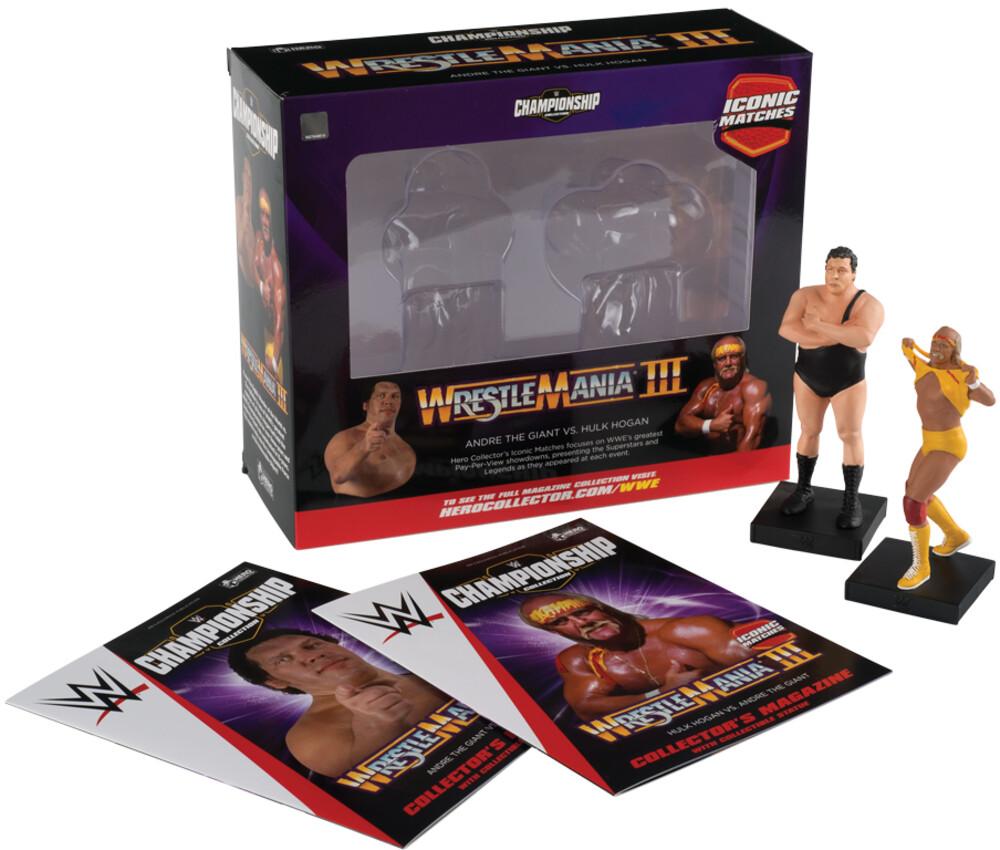 WWE - Wwe - Wwe Wrestlemania Iii Iconic Match: Andre The