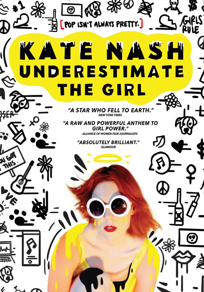 Kate Nash: Underestimate the Girl - Kate Nash: Underestimate The Girl / (Mod)