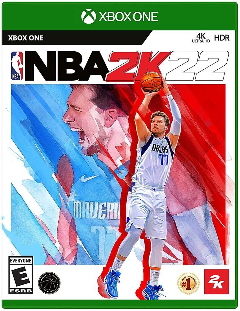 Xb1 NBA 2K22 - NBA 2K22 for Xbox One
