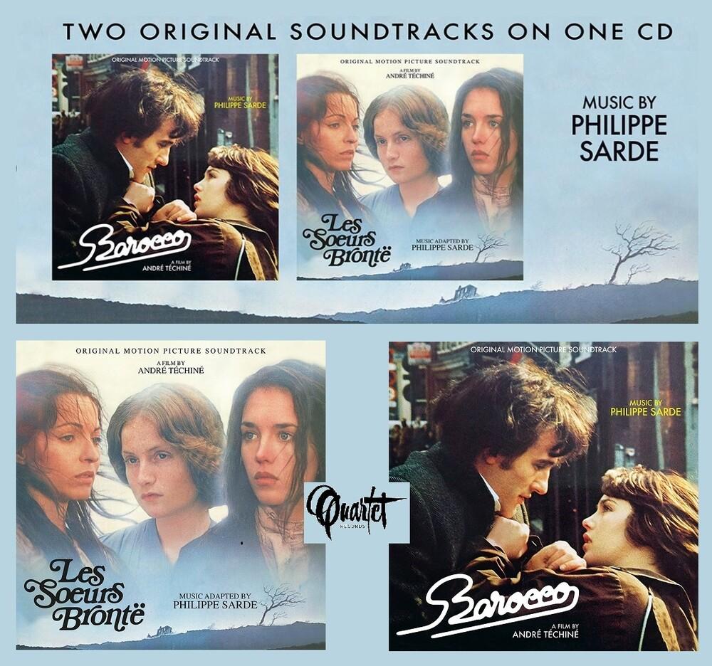 Philippe Sarde  (Ita) - Barocco / Les Surs Bronte / O.S.T. (Ita)
