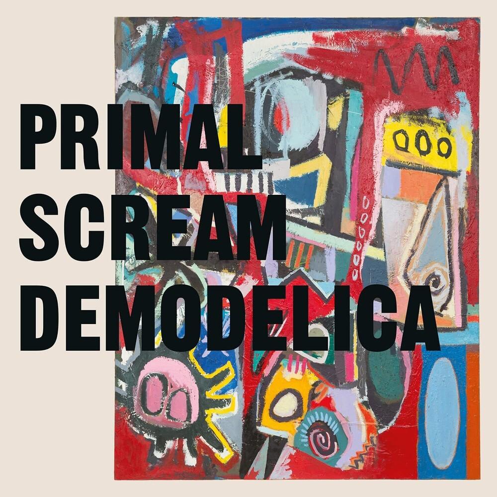 Primal Scream - Demodelica (Uk)