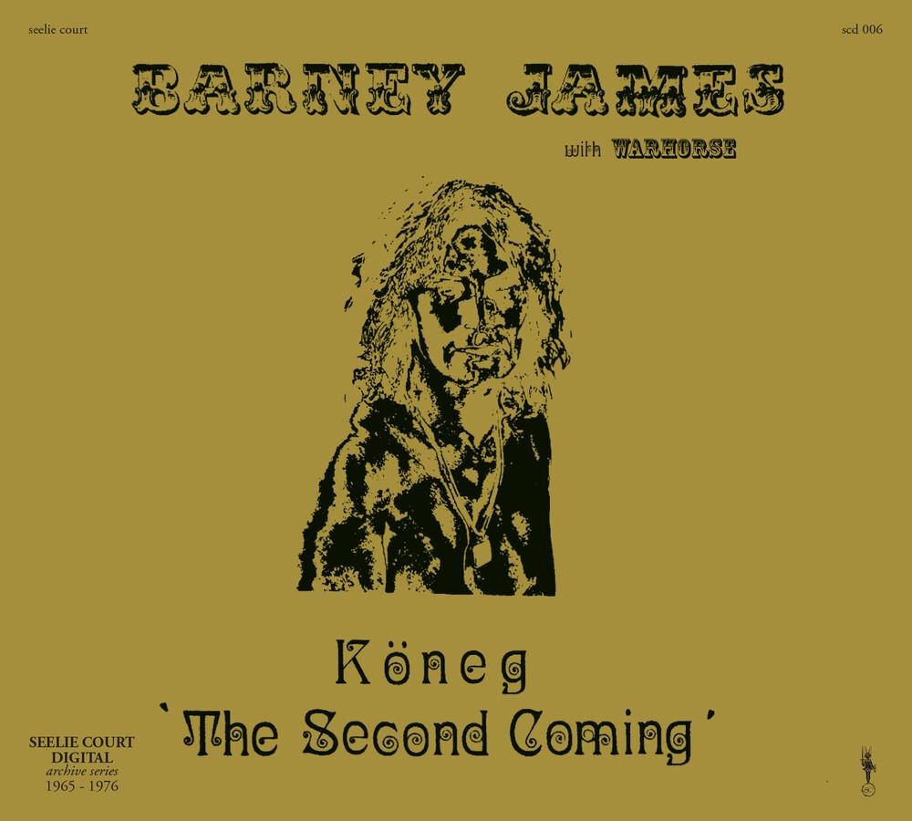 Barry James  & Warhorse - Koneg: The Second Coming (Uk)