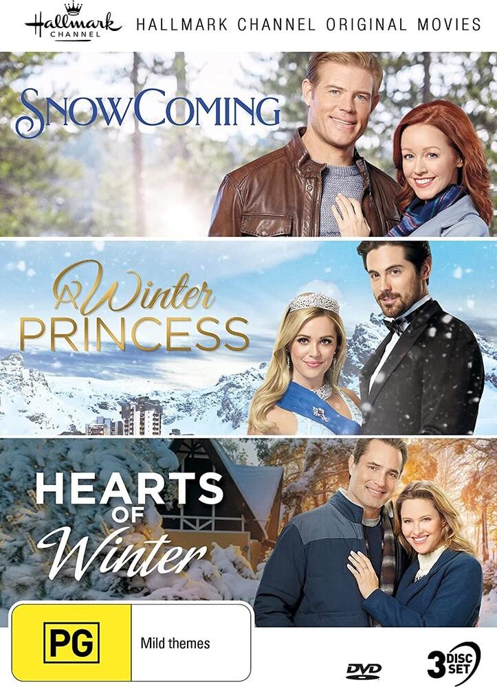 Hallmark Collection 15: Snowcoming / Winter - Hallmark Collection 15: Snowcoming / Winter Princess / Hearts Of Winter [NTSC/0]