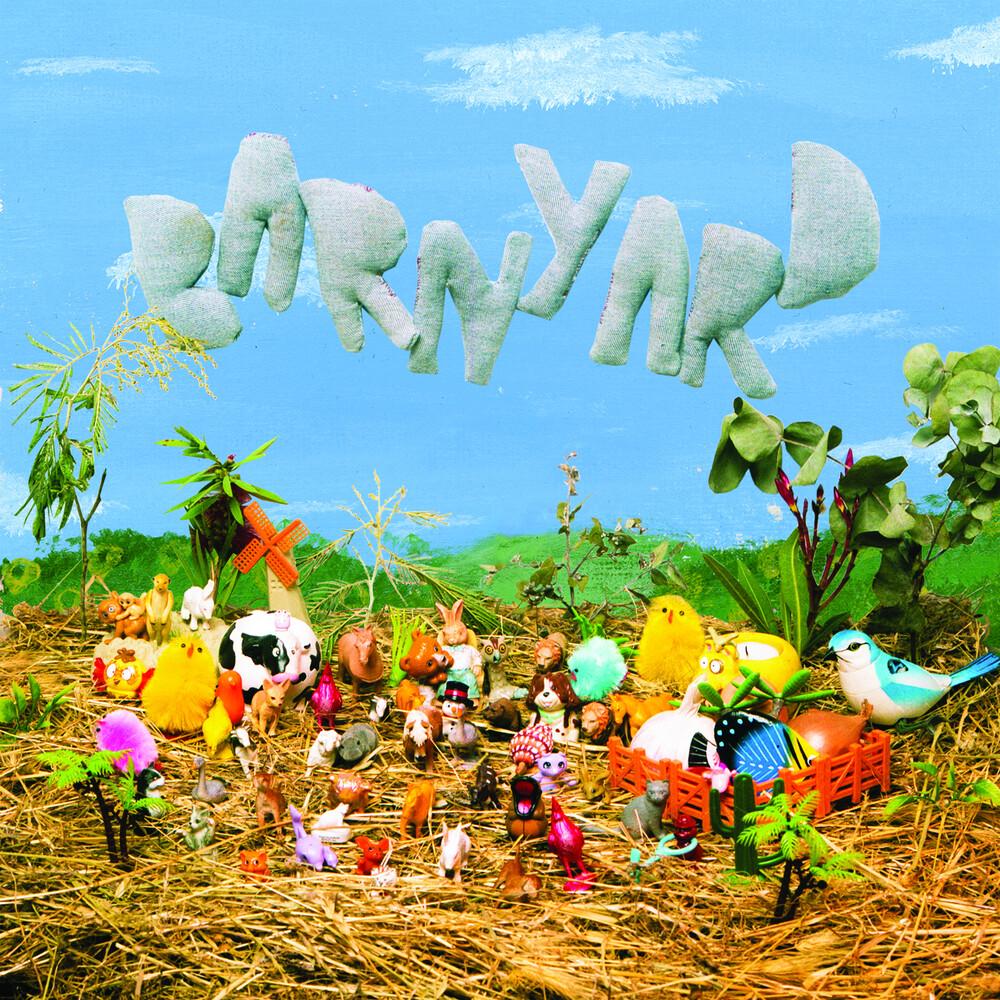 Good Morning - Barnyard (Seafoam Vinyl)