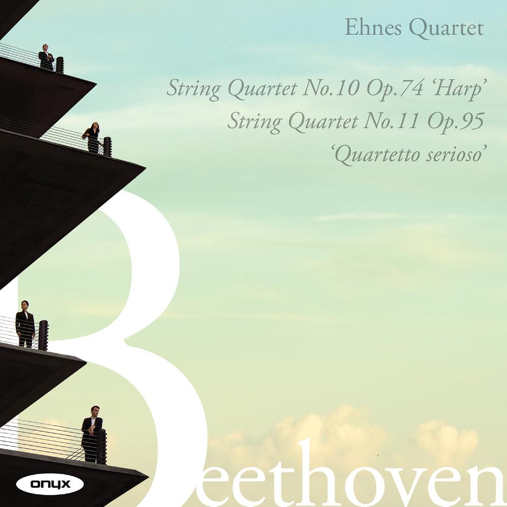 Ehnes Quartet - Beethoven: String Quartets Nos.10 & 11
