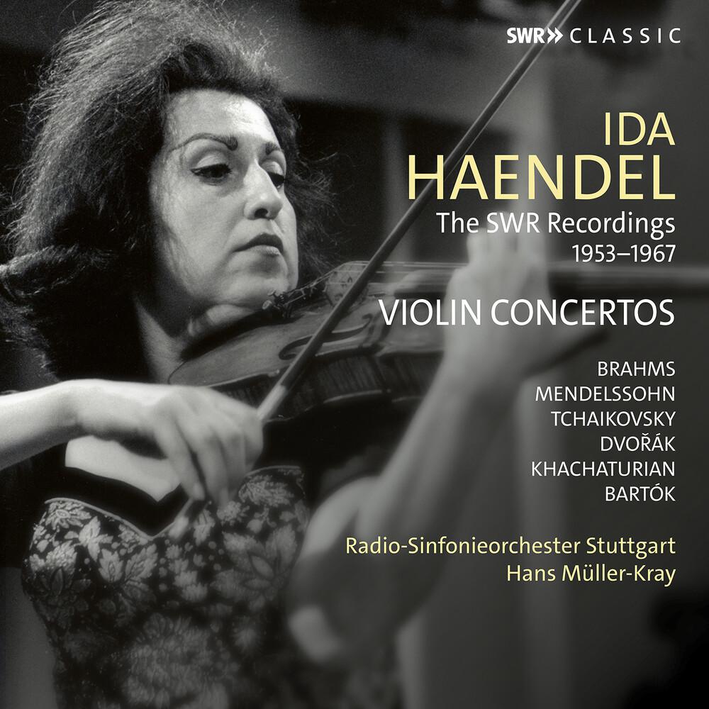 Bartholdy / Haendel - SWR Recordings 1953-1967