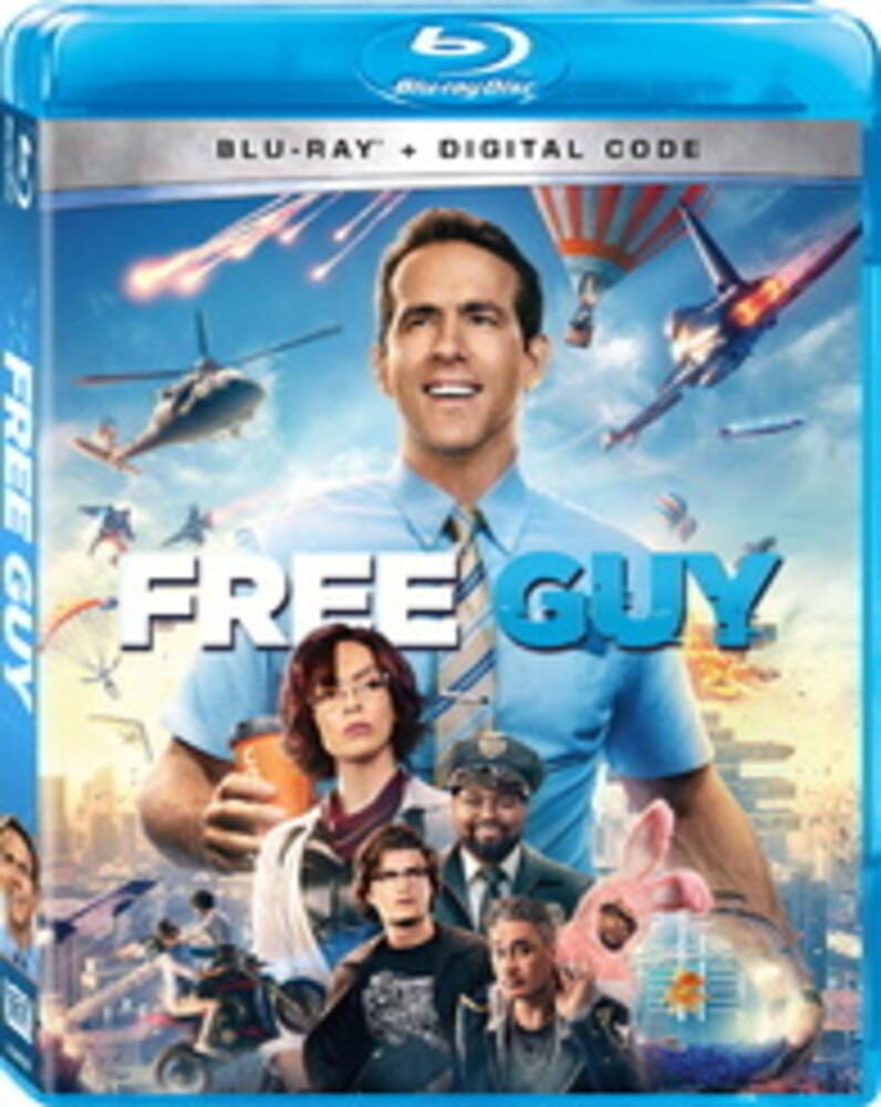 Free Guy - Free Guy / (Ac3 Digc Dol Dts Dub Sub)