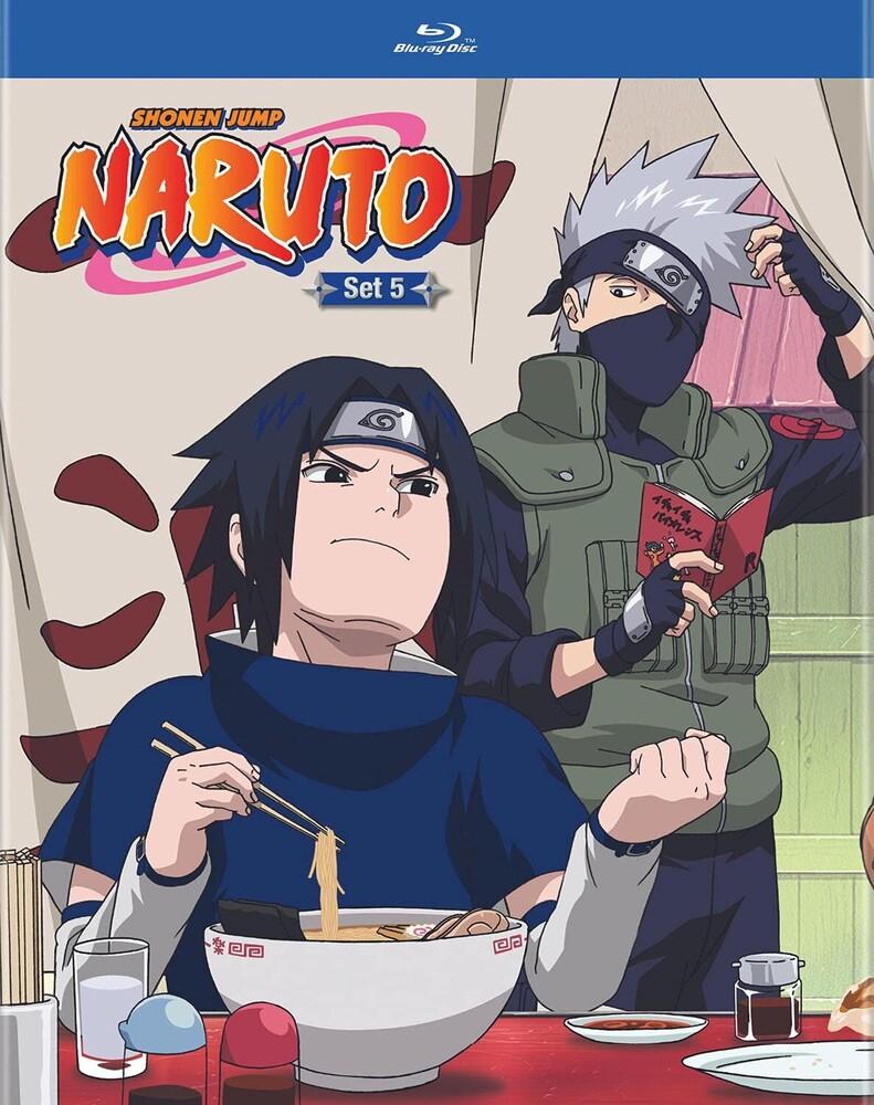 Naruto: Set 5 - Naruto: Set 5