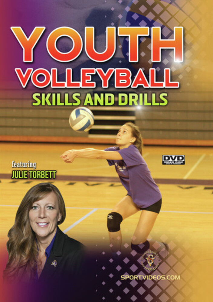 Youth Volleyball Skills & Drills - Youth Volleyball Skills And Drills