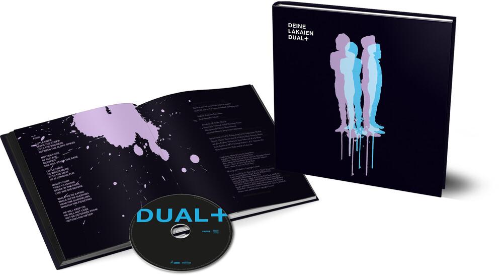Deine Lakaien - Dual + (Hardcover Artbook) (W/Book)