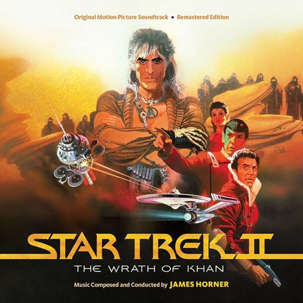 James Horner  (Rmst) (Ita) - Star Trek Ii: The Wrath Of Khan / O.S.T. [Remastered]