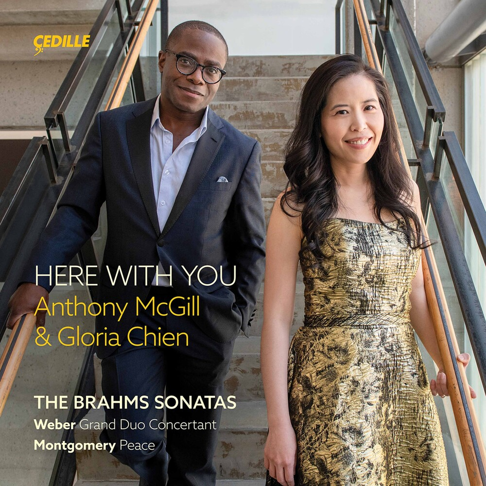 Brahms / Mcgill / Chien - Here With You