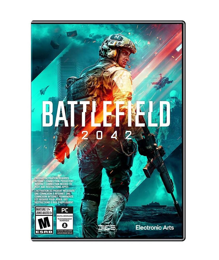 PC Battlefield 2042 - Pc Battlefield 2042 (Pc)