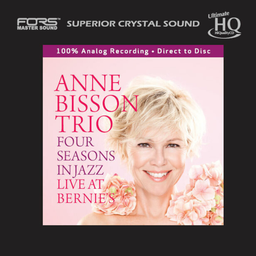 Bisson, Anne - Four Seasons In Jazz: Live At Bernie's