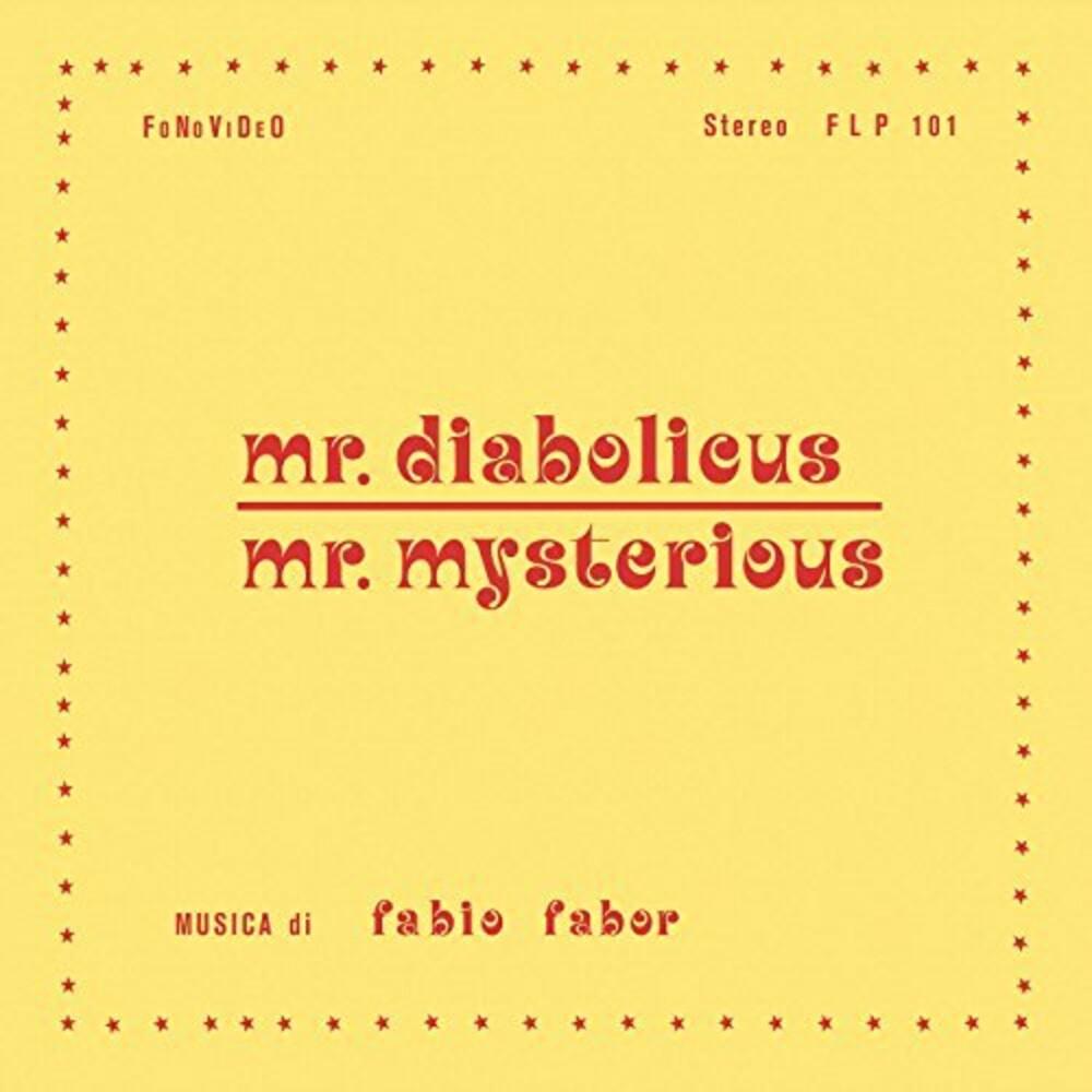 Fabio Fabor - Mr. Diabolicus: Mr. Mysterious