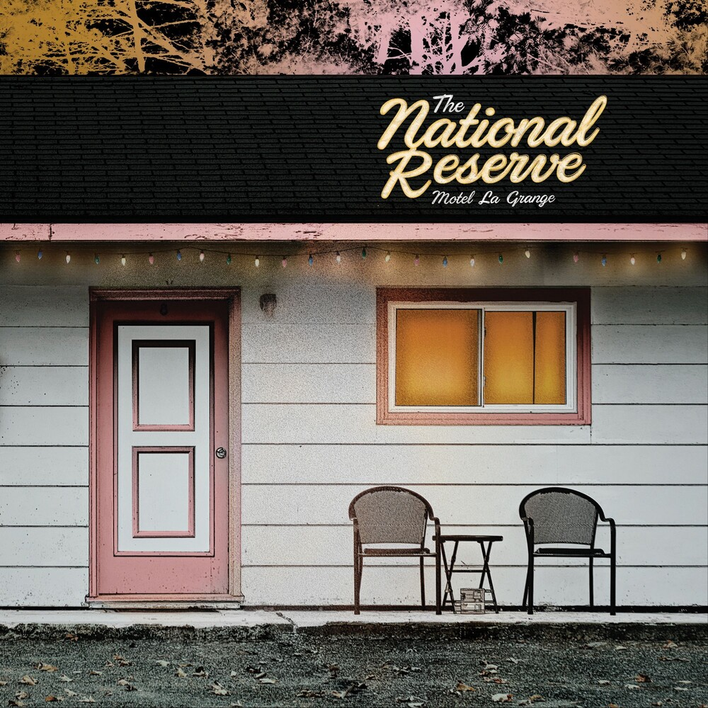 The National Reserve - Motel La Grange [LP]