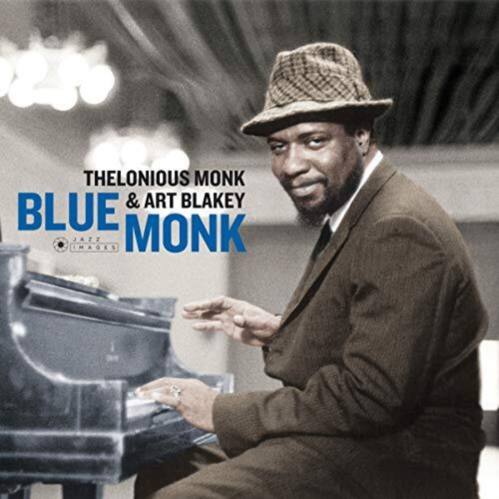 Thelonious Monk - Blue Monk (Bonus Tracks) [Import Limited Edition]