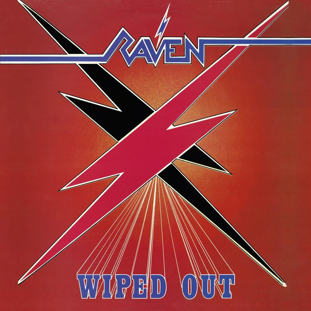 Raven - Wiped Out [Import LP]