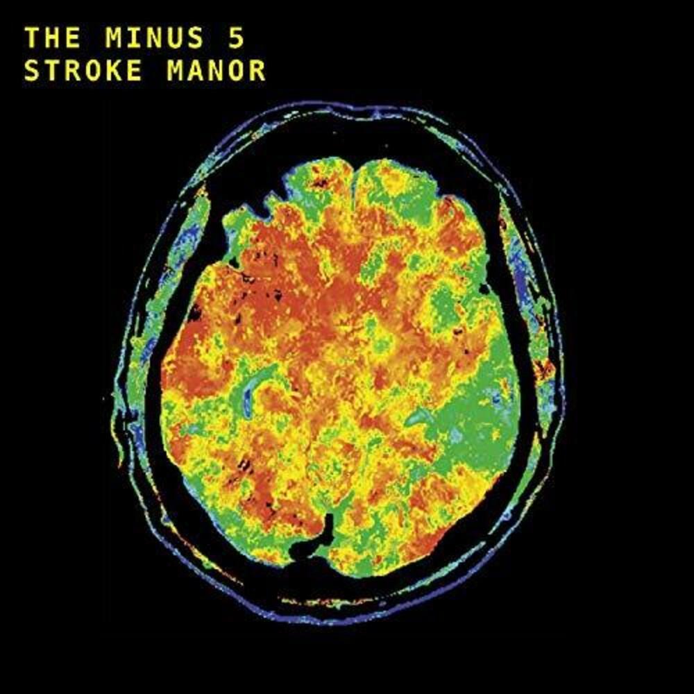 The Minus 5 - Stroke Manor [LP]