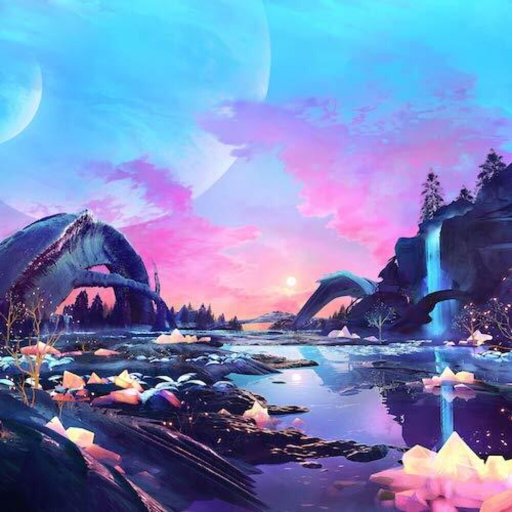 Bluetech - Sci-Fi Lullabies