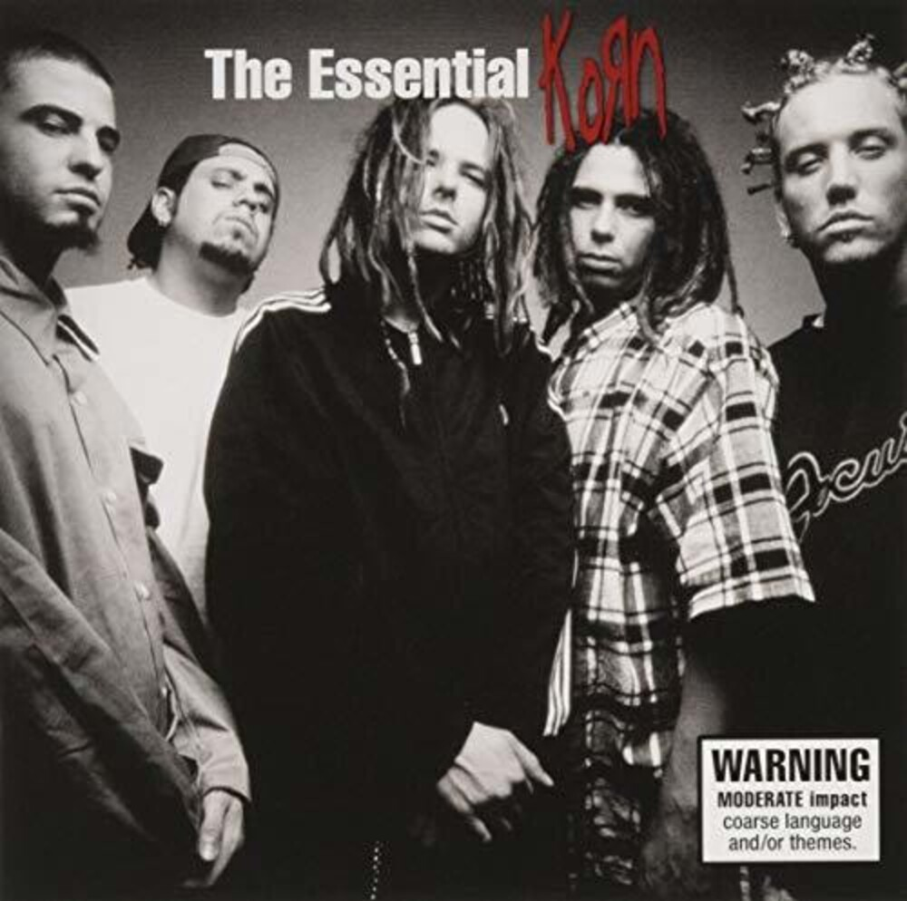 Korn - Essential Korn [Sony Gold Series]