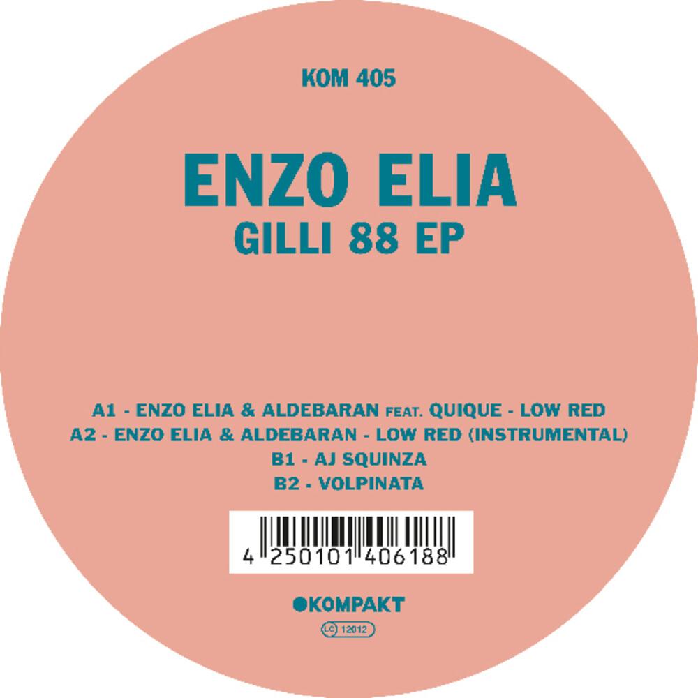 Enzo Elia - Gilli 88 (Ep)